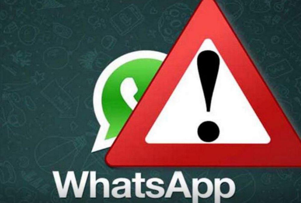 manipular mensajes de WhatsApp