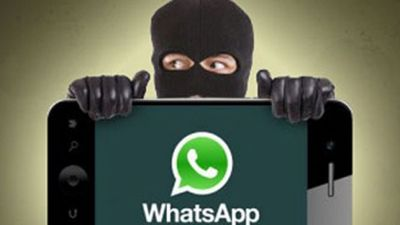 Falso administrador de whatsapp