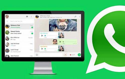Aprende más sobre WhatsApp Web
