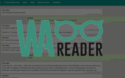 Wareader: Convierte las conversaciones de WhatsApp en un formato digerible