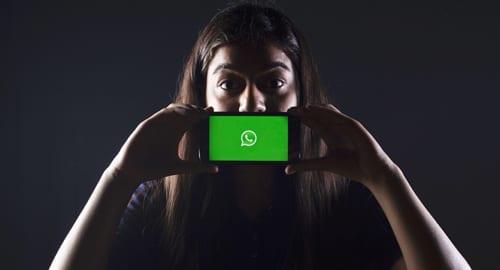 Cómo falsificar una conversación de WhatsApp